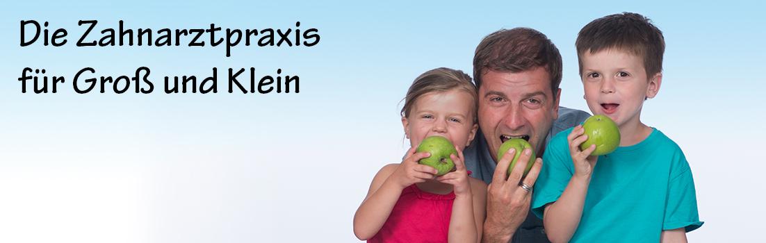 Zahnarzstpraxis-Kinder